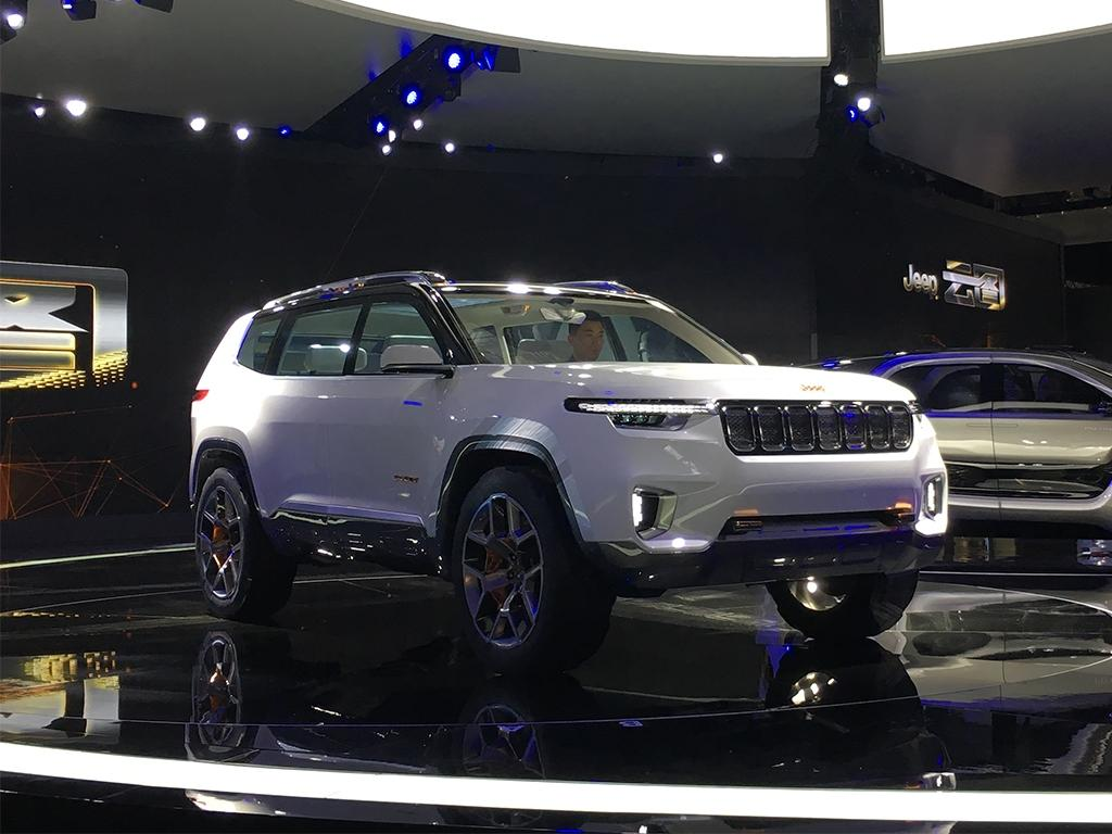 2020 Jeep Yuntu Specifications and Horsepower