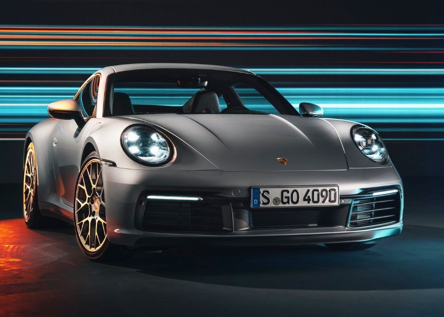 2020 Porsche 911 Carrera S Redesign & Changes