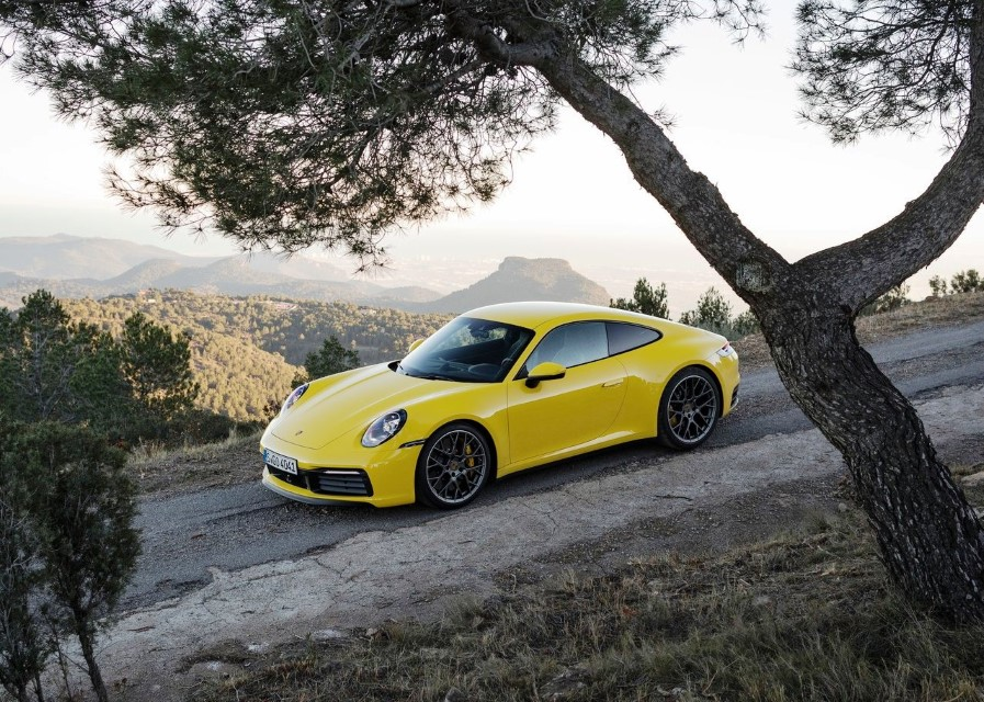 2020 Porsche 911 Carrera S Turbo Horsepower