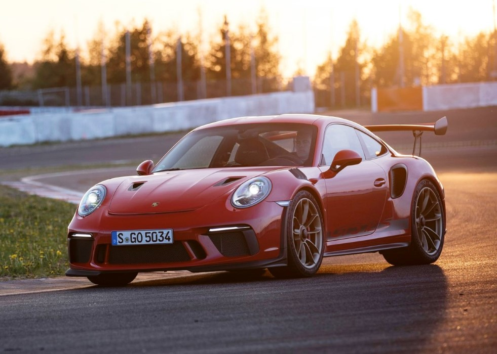 2020 Porsche 911 GT3 RS Redesign & Changes