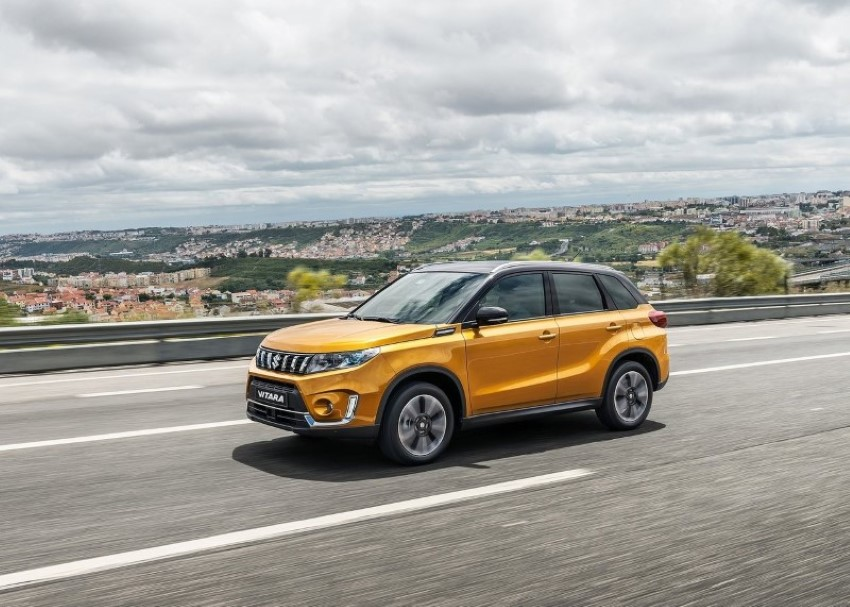 2020 Suzuki Grand Vitara Release Date and Price
