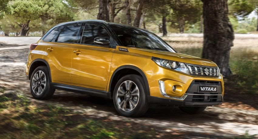 2020 Suzuki Grand Vitara SUV Review
