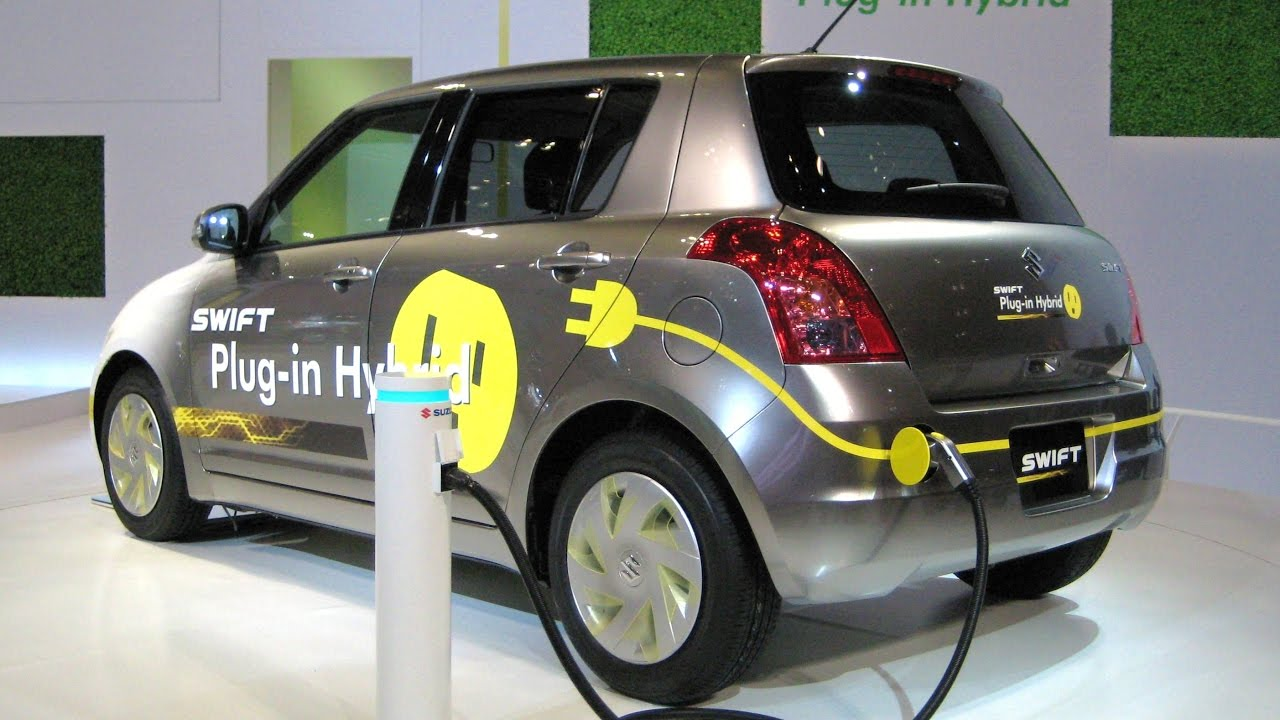 2020 Suzuki Swift Hybrid Charge Time