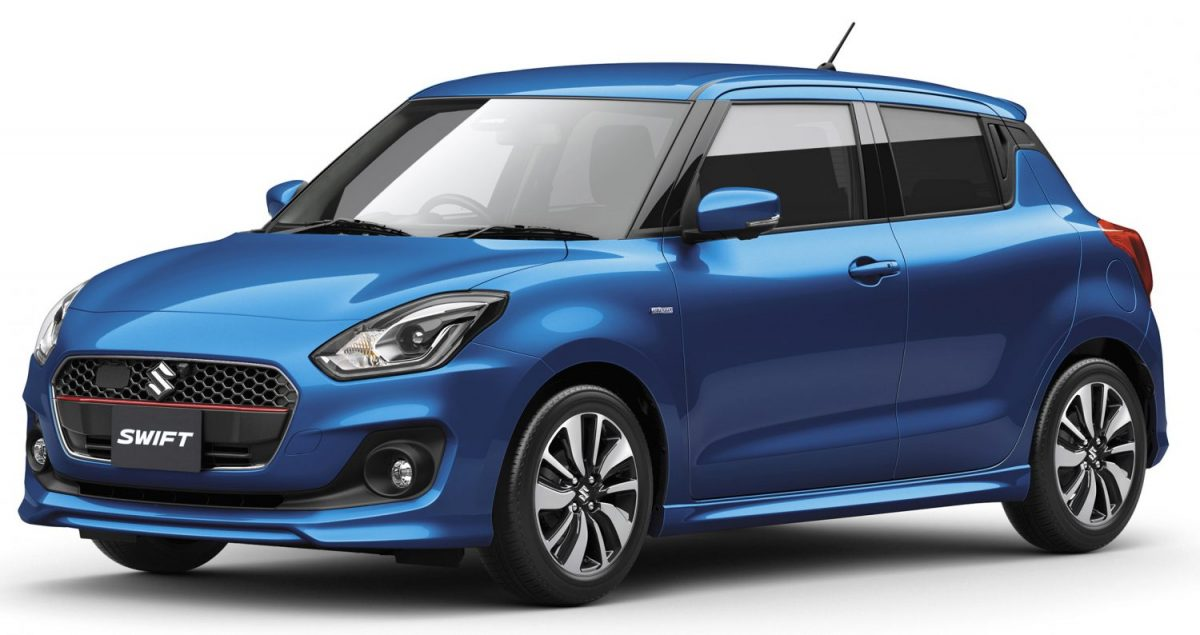 2020 Suzuki Swift Hybrid Price & Equipment