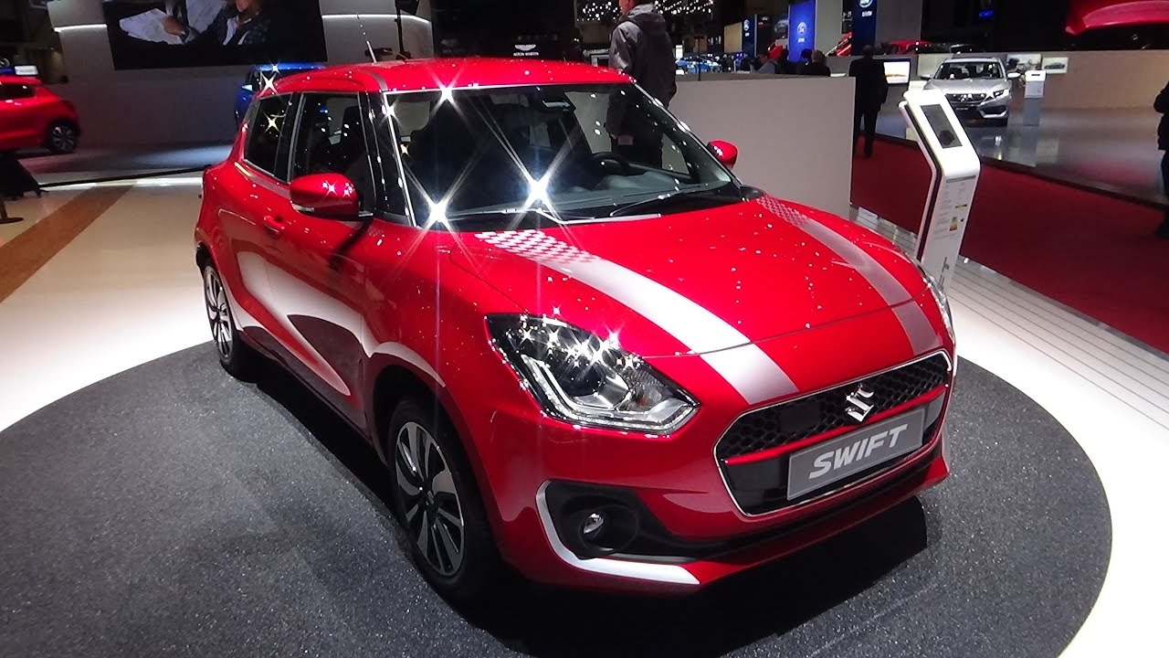 2020 Suzuki Swift Hybrid Specs & Features