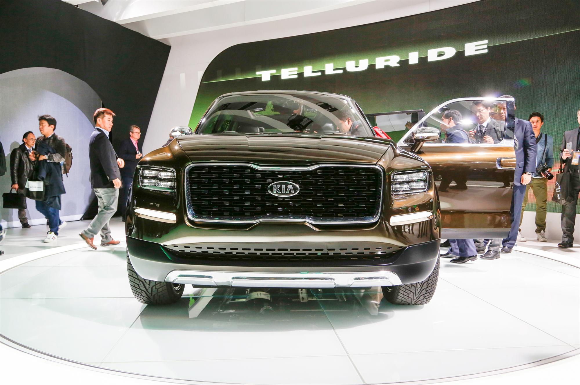 KIA Telluride - Most Affordable SUV 2020