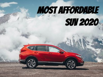 5 Most Affordable SUV 2021 That You Want to Check Out