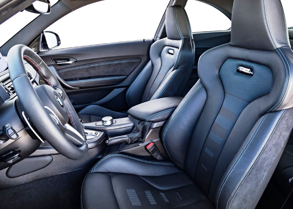 2020 BMW M2 Competition Interior Colors