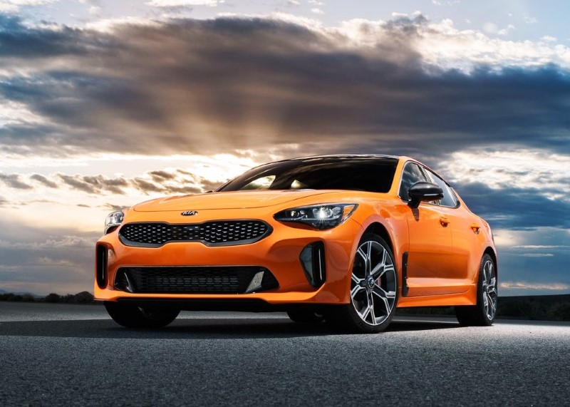 2020 KIA Stinger Release Date and Price