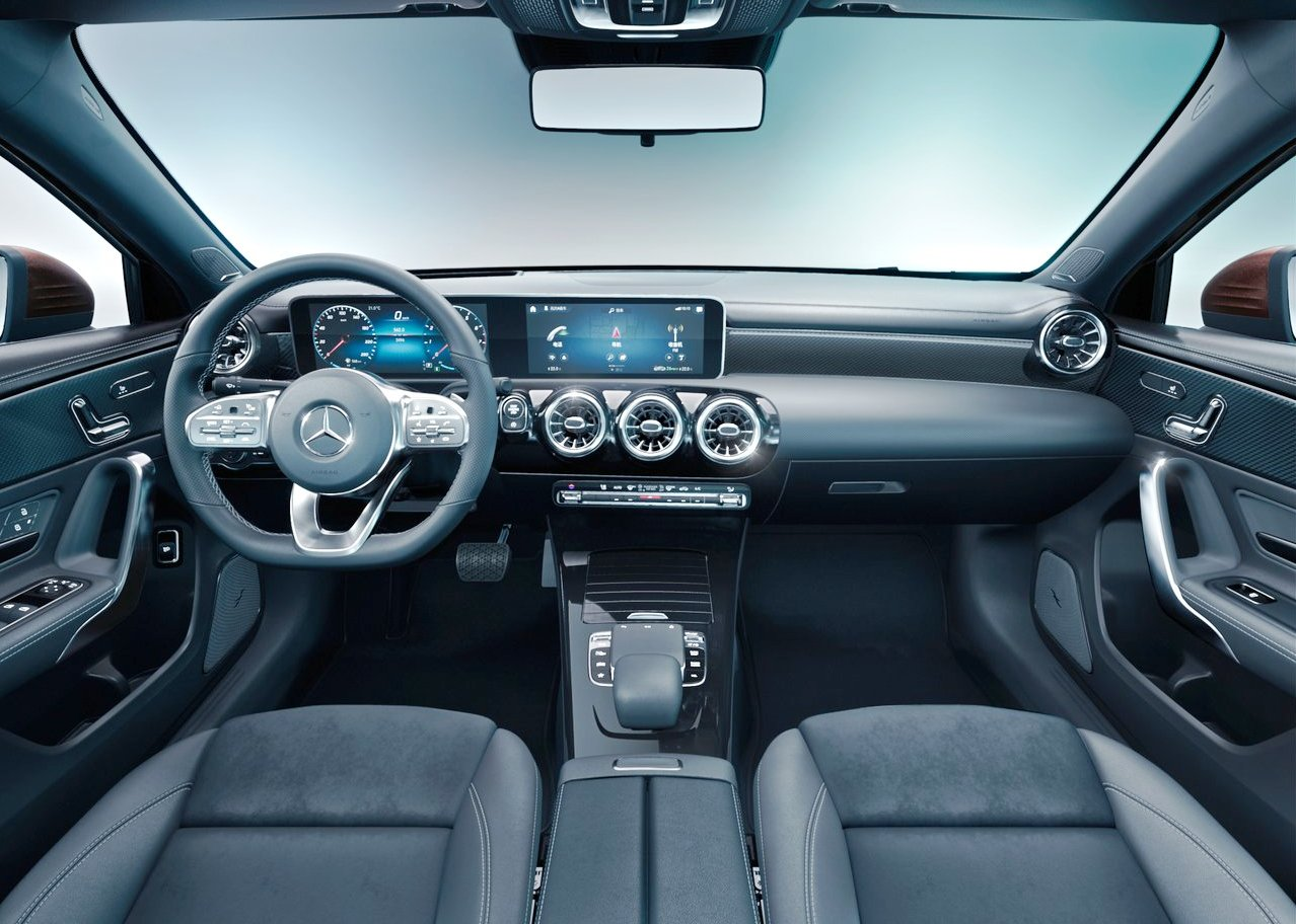 2020 Mercedes A-Class L Sedan Interior Features