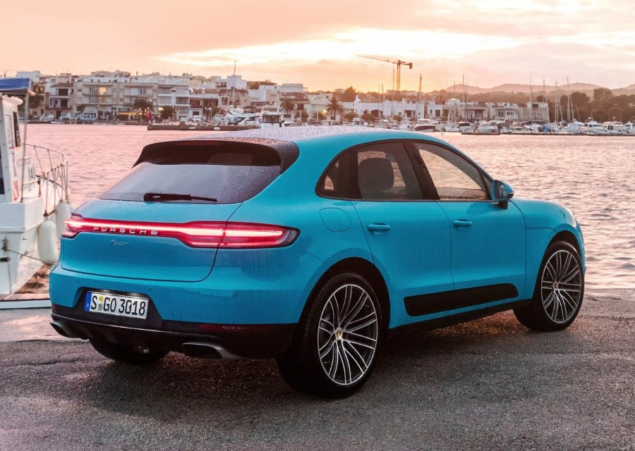2020 Porsche Macan MSRP and Lease Deals