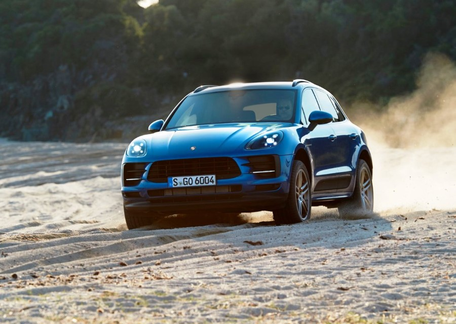 2020 Porsche Macan Turbo Price & Equipment