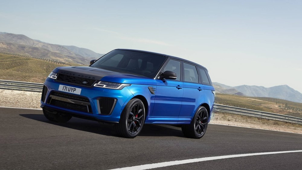 2020 Range Rover Sport SVR Plug-in Hybrid Engine Review