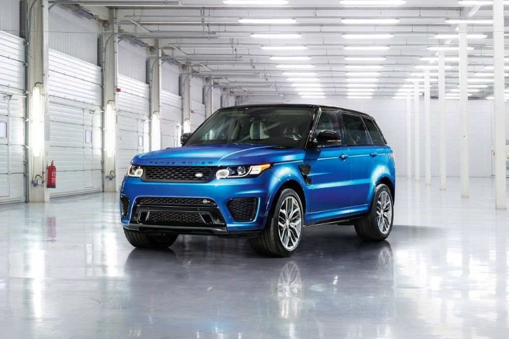 2020 Range Rover Sport SVR Redesign and Changes