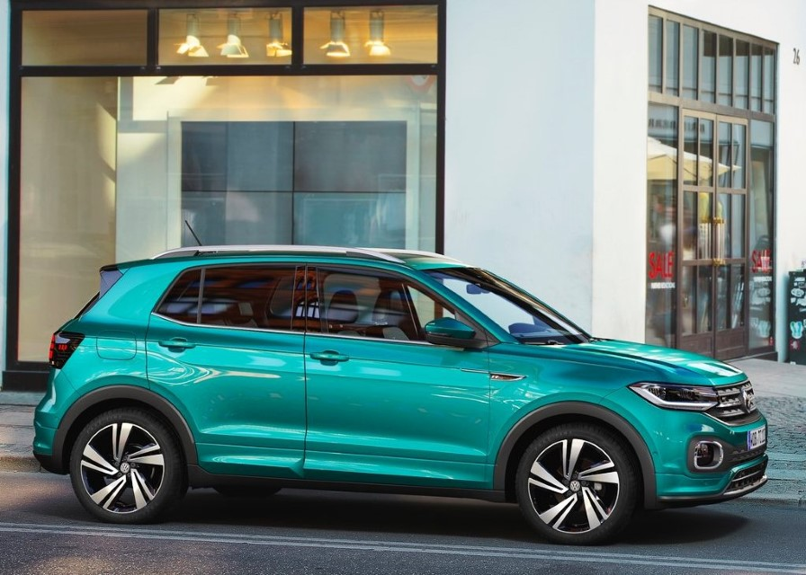 2020 VW T-Cross Fuel Economy