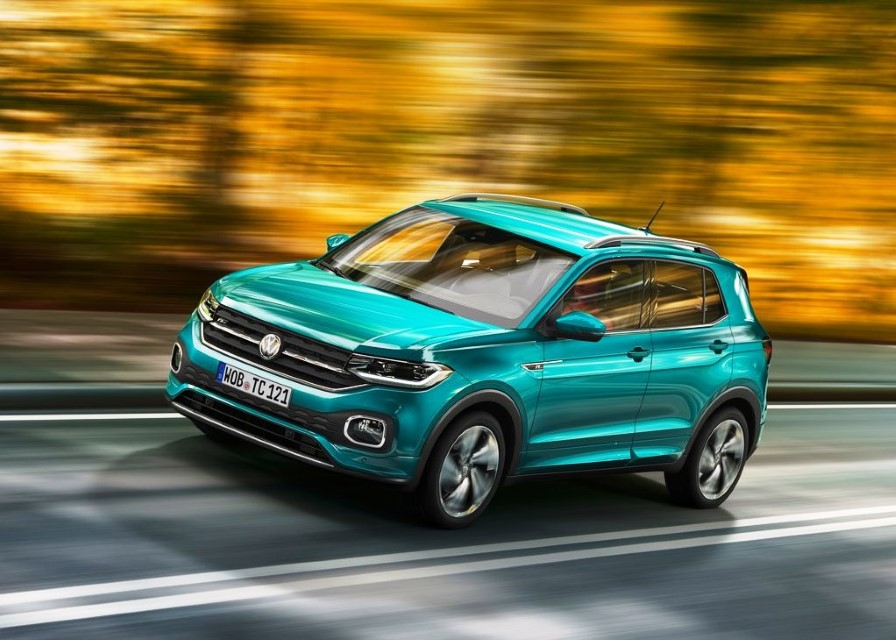 2020 Volkswagen T-Cross Accelerations