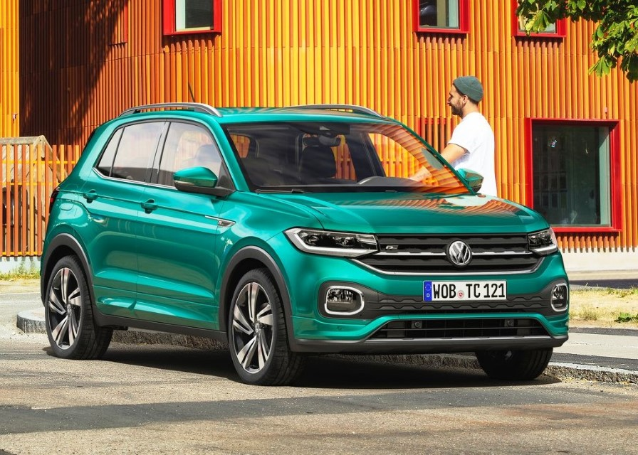 2020 Volkswagen T-Cross Engine Specs