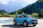 2020 Dacia Sandero Stepway SUV With LPG Engine