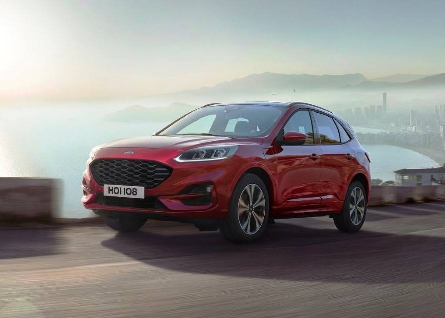 2020 Ford Kuga Configurations