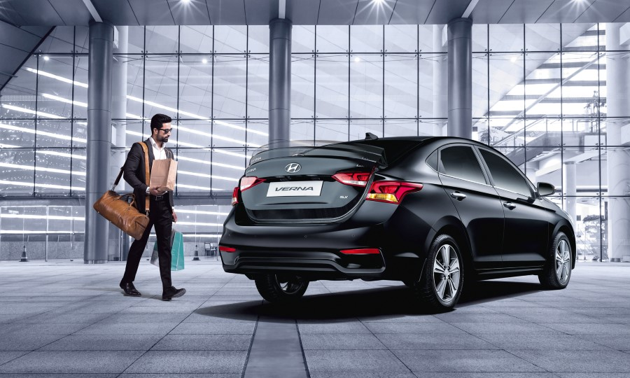2020 Hyundai Verna Price in USA