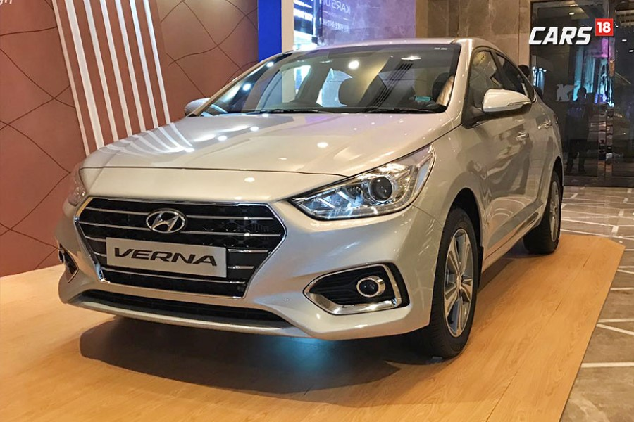2020 Hyundai Verna Release Date and Prices