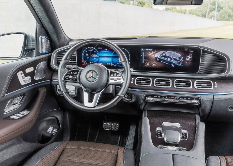 2020 Mercedes GLE Price & Availability