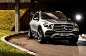 2020 Mercedes GLE SUV AMG Engine Performance