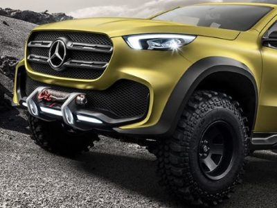 2020 Mercedes X-Class Review, The Most Luxury & Advanced Pickup Truck