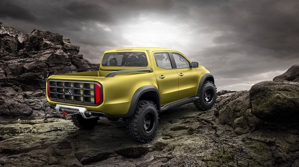 2020 Mercedes X-Class Redesign & Changes