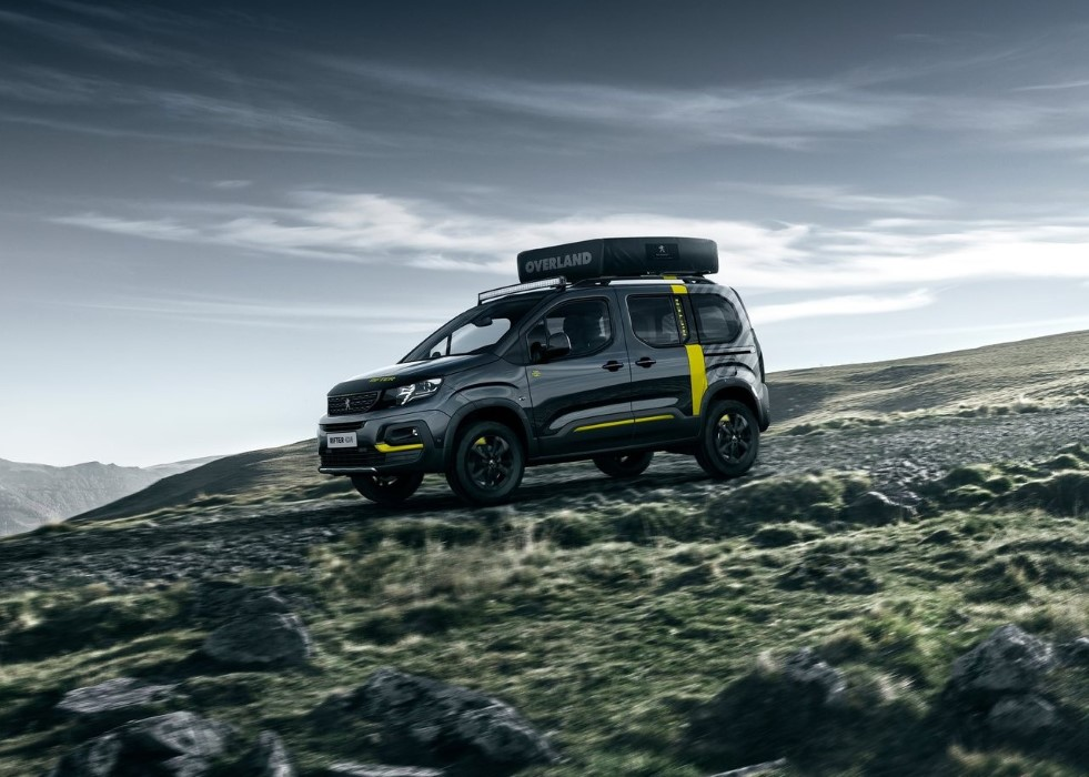 2020 Peugeot Rifter 4X4 Price and Availability