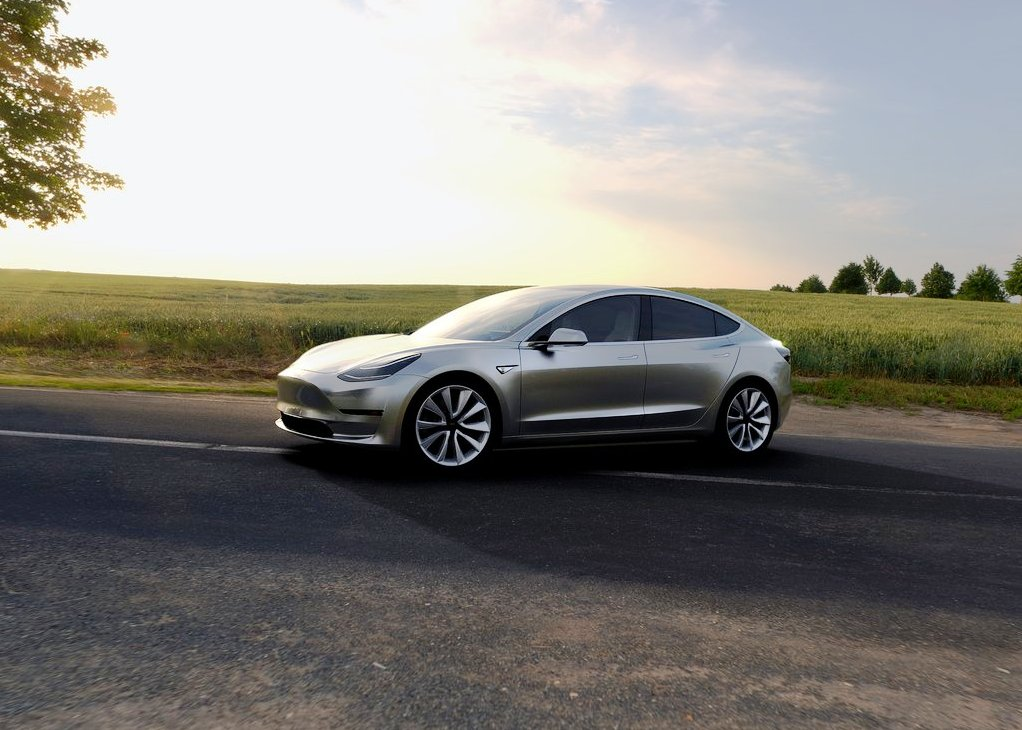 2020 Tesla Model 3 Redesign & Changes