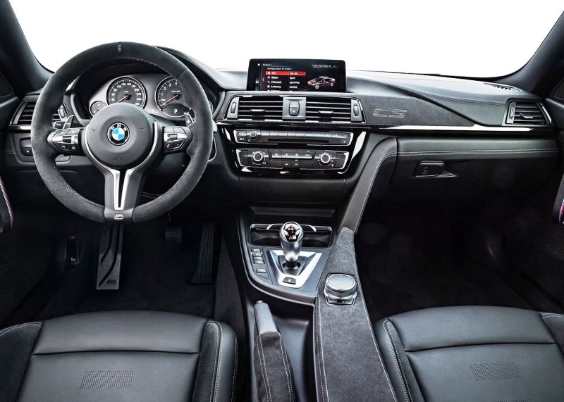 2021 BMW M4 Interior Dashboard