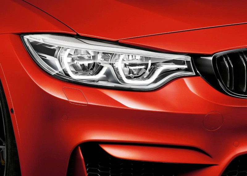 2021 BMW M4 New Headlight