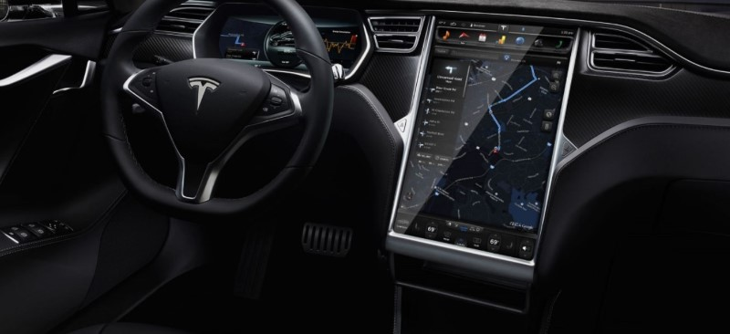 2021 Tesla Pickup Truck Interior Features