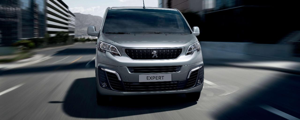 New Peugeot Expert Van Price & Availability