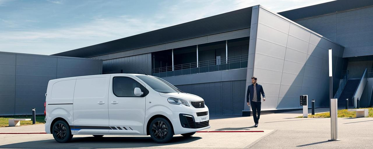New Peugeot Expert Van Review