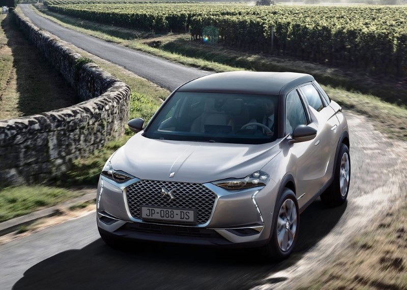 2020 DS3 Crossback E-Tense Battery Range