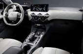 2020 DS3 Crossback E-Tense Interior Images