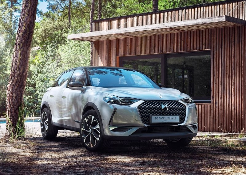 2020 DS3 Crossback E-Tense Off-Road Capacbilities