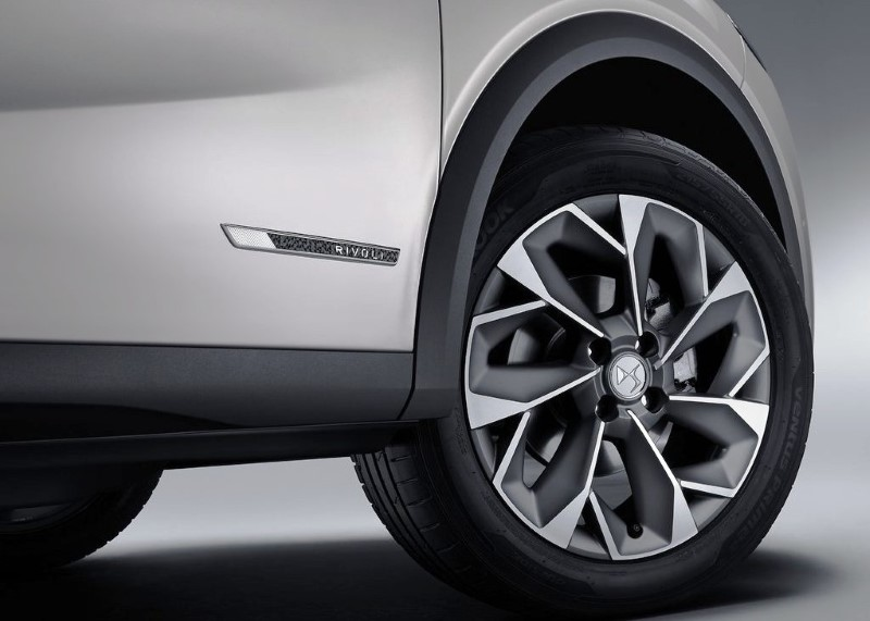 2020 DS3 Crossback E-Tense Wheel Size