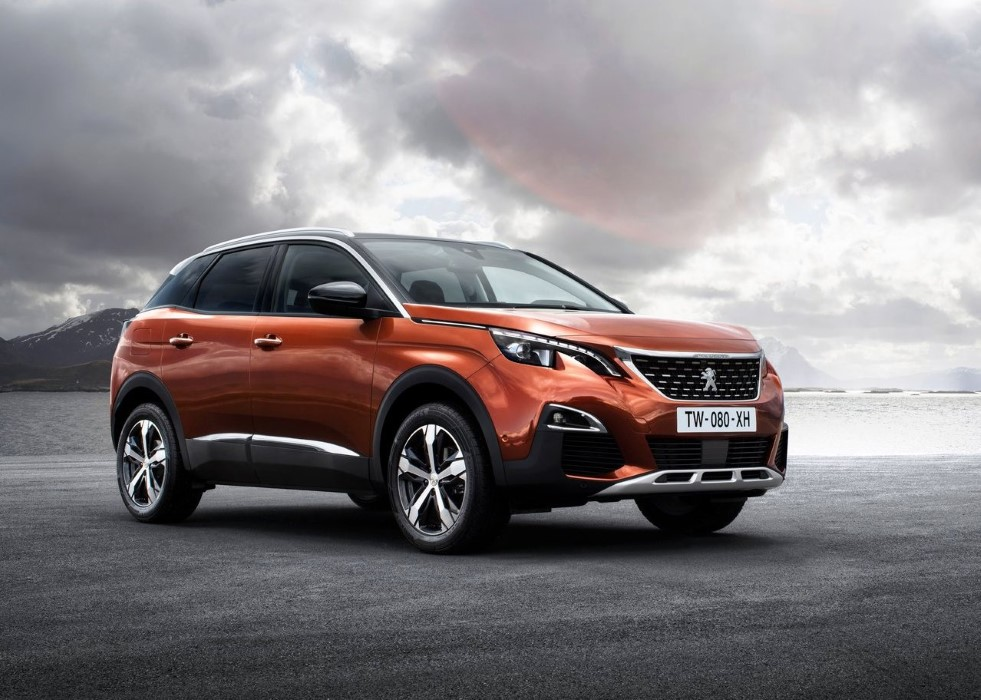 2020 Peugeot 3008 Redesign and Changes