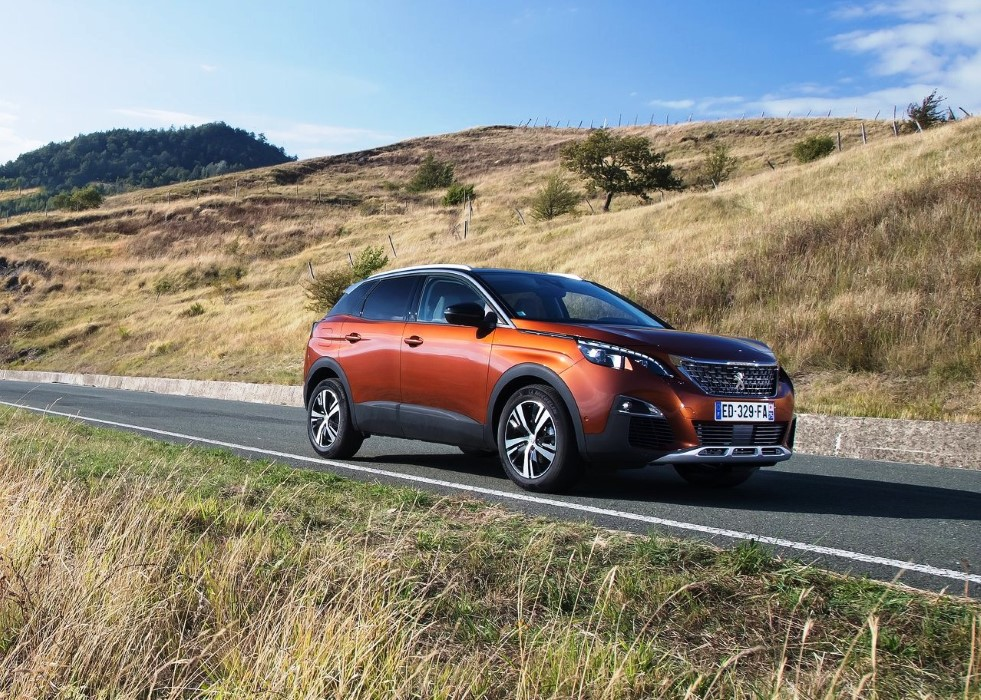 2020 Peugeot 3008 Release Date and Price