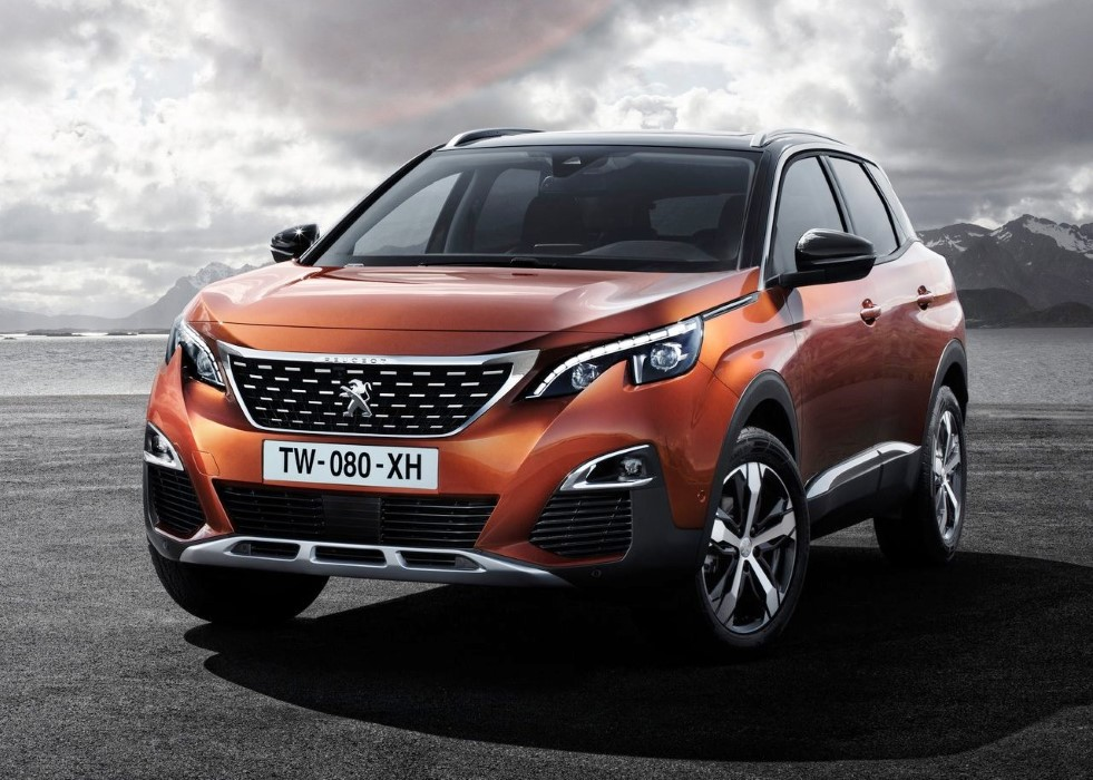 2020 Peugeot 3008 Review and Rating