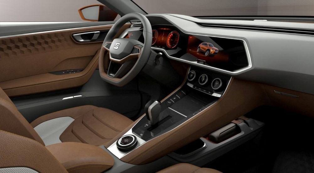 2020 Seat Leon Interior New Features