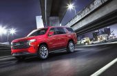 2021 Chevy Tahoe RST Review and Price