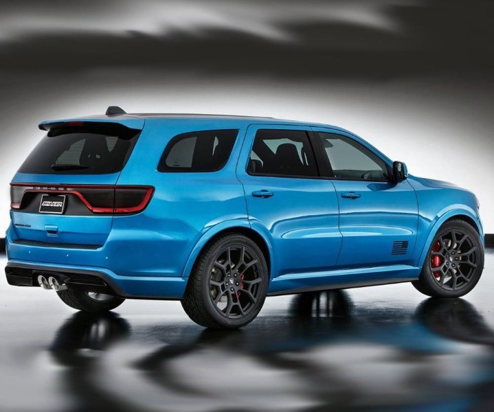 2021 Dodge Durango Redesign & Changes