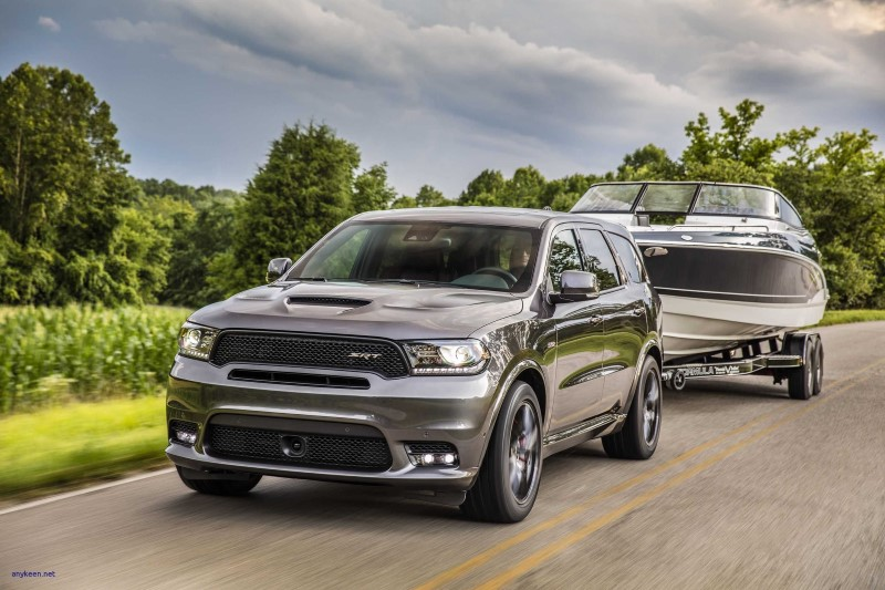 2021 Dodge Durango SRT SUV Specs & Performance