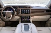 2021 GMC Yukon Denali Interior Dashboard Images
