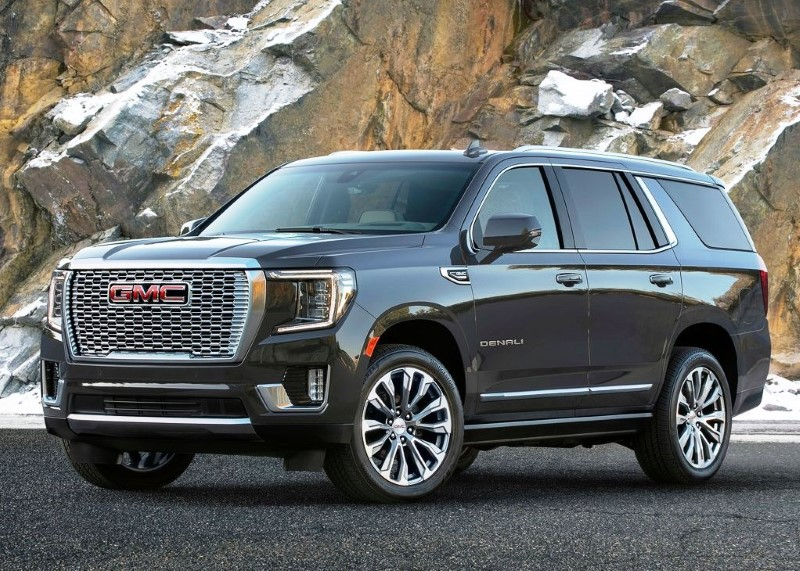 2021 GMC Yukon Denali Price & Lease Deals