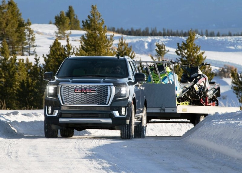 2021 GMC Yukon Denali Redesign & Changes